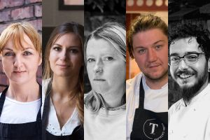 Supper Clubs thumb image composite of all the chefs