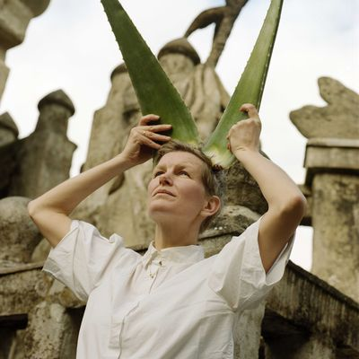 Photo of Laure Prouvost